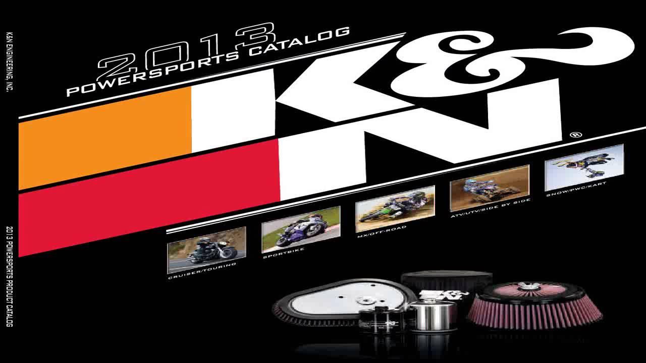 K/&N 57-1538 FIPK Performance Air Intake System