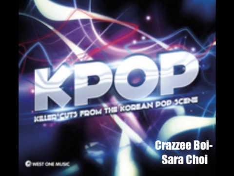 Crazzee Boi- Sara Choi- KPOP- Justice League vs. Teen Titans (ORIGINAL)