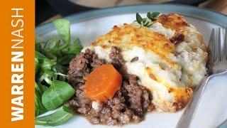 Shepherd's Pie Recipe - With Tefal Ingenio - Recipes By Warren Nash