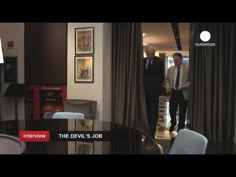 Scandale Vatilïks : THE DEVIL'S JOB. INTERVIEW EX PRÉSIDENT DE LA BANK VATICAN SOUS BENOÎT XVI.