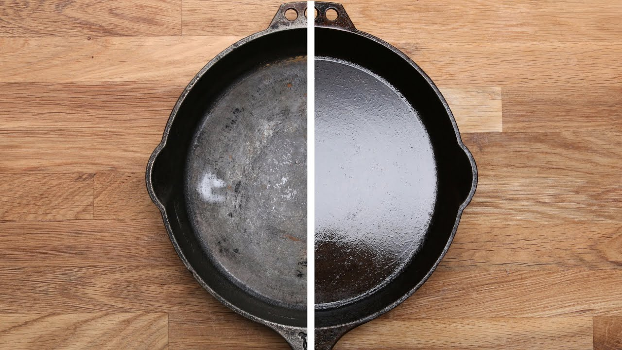How To Cook With Cast Iron Youtube
