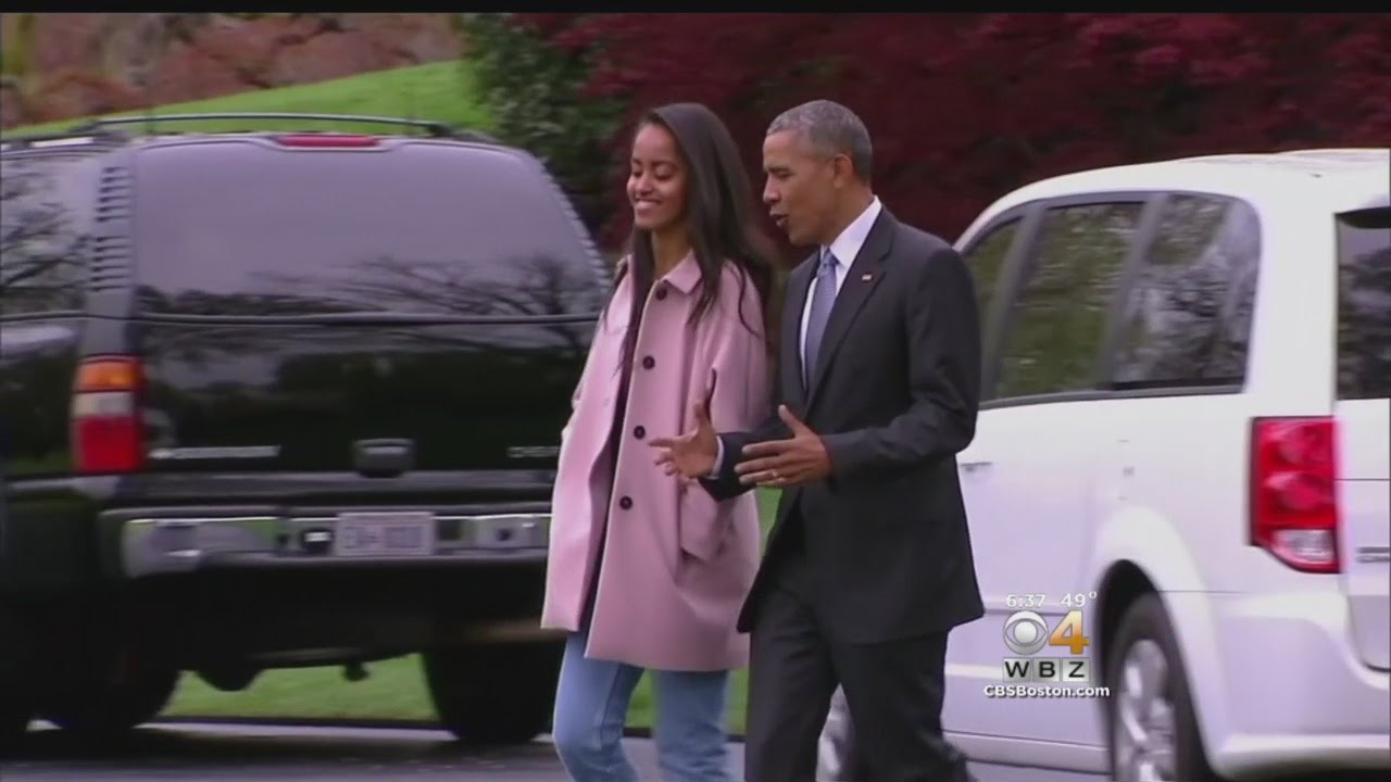Malia Obama To Attend Harvard University After Gap Year ...