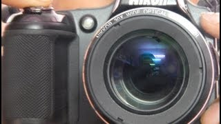 nikon coolpix l820 zoom test with tripod