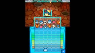 Pokemon Battle Trozei - 100% Walkthrough - Stage 6-5 (Pitch-Black Cavern) - S-Rank