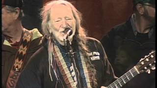 WILLIE NELSON City Of New Orleans/I Saw The Light 2009 LiVe