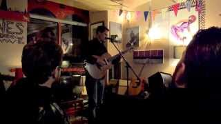 Dan Greenwood, HDM night 12th March 2015   Time To Ring Some Changes Richard Thompson cover