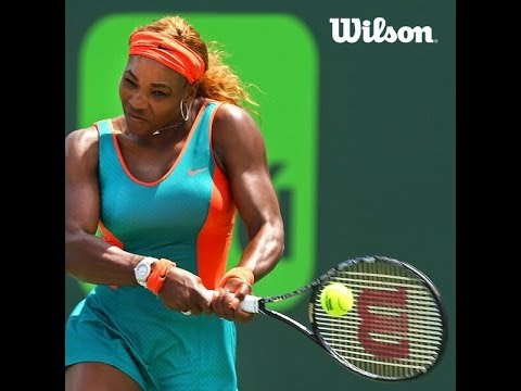 SERENA WILLIAMS DEF LI NA WTA SONY FINAL 2014 - 7TH TIME SONY!