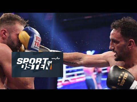 Boxen: Karo Murat gegen Dominic Bösel | Sport im Osten | MDR