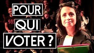 L'avocate donne sa consigne de vote (Episode 04)
