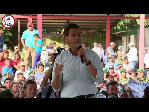 """Peña Nieto propone """"hacer tandas"""" a damnificados del sismo en Chiapas"""