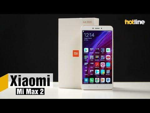 Xiaomi Mi Max 2 — обзор 6,44-дюймового смартфона