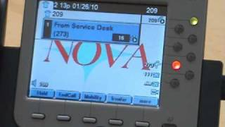 Cisco IP Phone 7970 Consult/Supervised Transfer