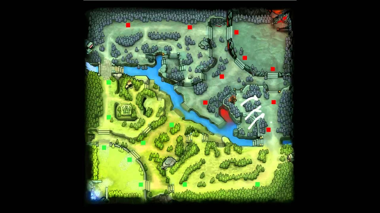 dota 2 map awareness guide strategic importance of towers youtube