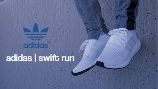 Adidas Swift Run | Unboxing Review & Try On