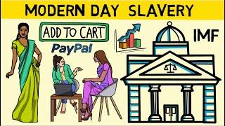 21st Century Slavery EXPLAINED - Sheikh Imran Hosein Animated