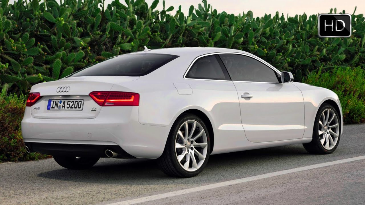 audi a5 quattro premium plus coupe with 2 0 tdi engine