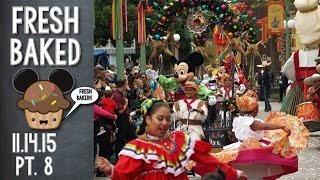 Pure fun and happiness at Viva Navidad in DCA | 11-14-15 Pt. 8