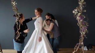 Каталог свадебных платьев (клип)