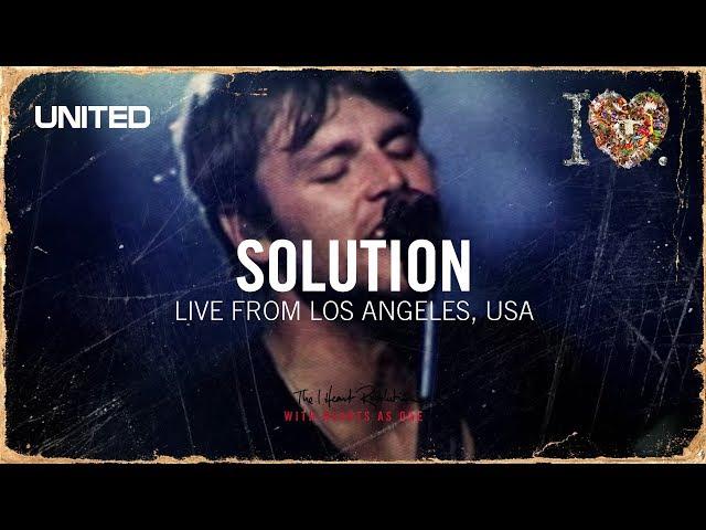 Solution - iHeart Revolution - Hillsong UNITED