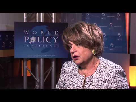 World Policy Conference 2013 - Mona MAKRAM-EBEID