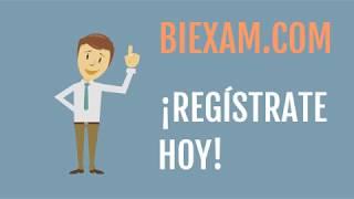 Biexam.com creador de exámenes online