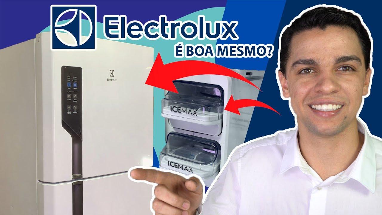 GELADEIRA / REFRIGERADOR  ELECTROLUX TF55 - 431L BRANCO, ANALISE E REVIEW COMPLETO !