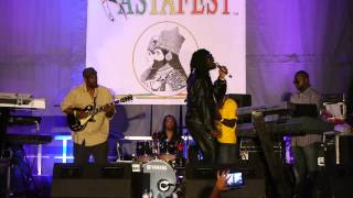 Cornell Campbell - Mash You Down - Live In Toronto - Rastafest 2014