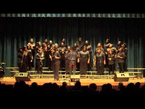 "Morris College Gospel Choir Fall 2013 Concert ""So Amazing"""