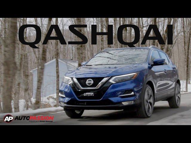 2020 Nissan Qashqai - Une Refonte Très Attendue - Essai Routier - AutoPassion