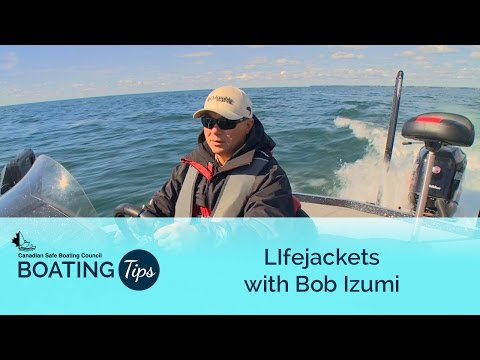 Lifejackets with Bob Izumi