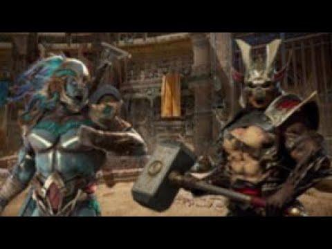 MrAquaman (Kotal) V DeathMonkey (Shao)