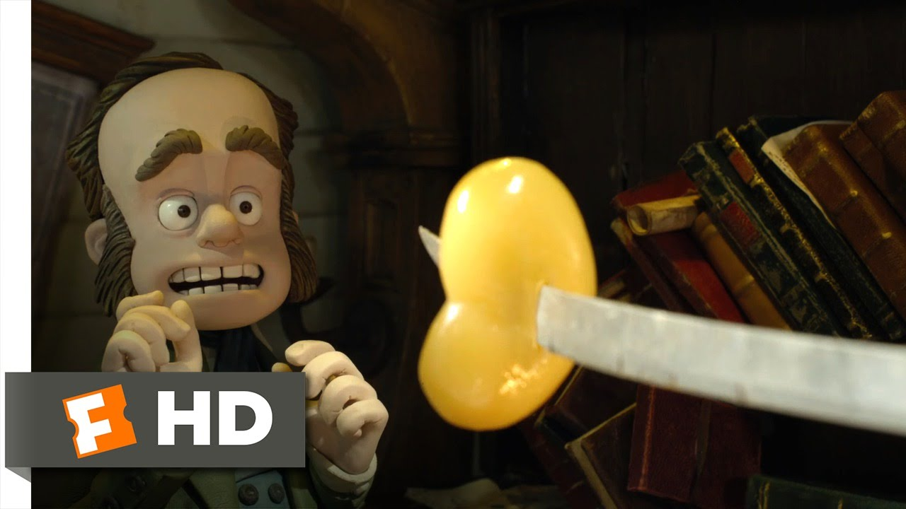 Download The Pirates! Band of Misfits (2/10) Movie CLIP - Attacking Charles Darwin (2012) HD