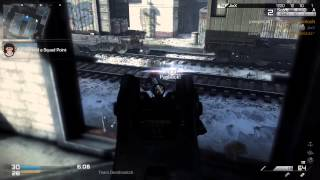 Call of Duty Ghosts Multiplayer Gameplay PC