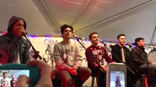 Midnight Red Hold On We