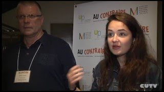 Au Contraire Film Fest: Interview with Kim Faber and Hubert Jansen