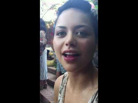 2 Minutes of Alyssa Diaz!