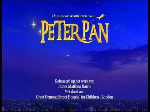 Intro Peter Pan - Dutch