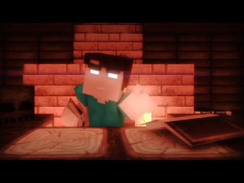 Legend of Herobrine 2: Haunted Mansion (Minecraft Animation Short)