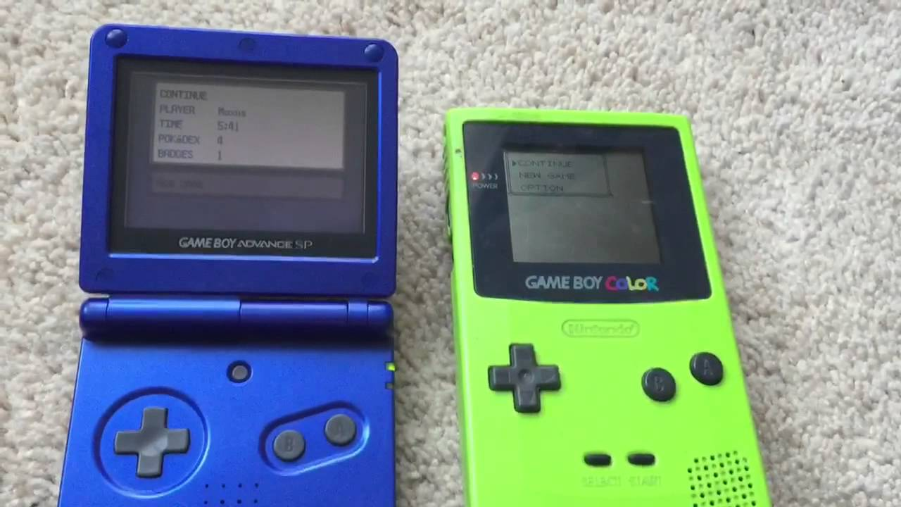 Gameboy color and advance rpg games - It S Not