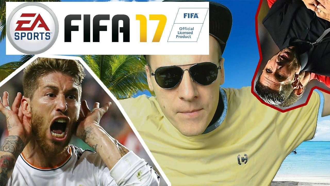 Download Ramos, głowka, brama - To hobby tego pana w FIFA 17 !!!