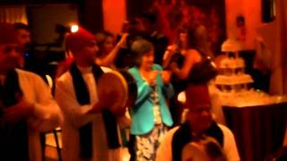 Egyptian Wedding band grand entrance