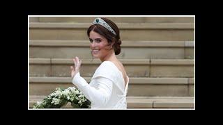 Eugenia de York renuncia a la tiara de su madre, la 'apestada' Sarah Ferguson