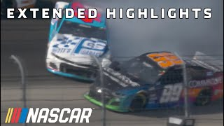 High stakes, bent sheet metal:  NASCAR All-Star Open Extended Highlights from Texas Motor Speedway