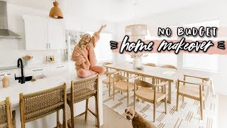 I HIRED AN INTERIOR DESIGNER ... *no budget home makeover* | Aspyn Ovard