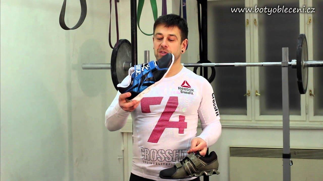 Reebok CrossFit Lifter 2014 - Zdeněk Weig - YouTube c0f01800e