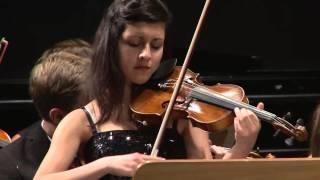 Francesca Temporin -Teofil Milenkovic - J.S. BACH- Concerto per 2 violini in re minore BWV 1043