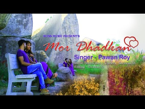 Mor Dhadkan❤️: New Nagpuri Song 2019 (Pawan Roy)