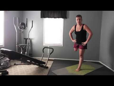 Amputee Yoga Start