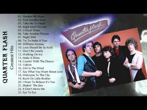 Quarterflash`s Greatest Hits | The Best Of Quarterflash