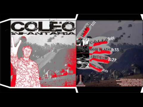 Coléo infantária - Idéia kente